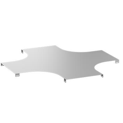 Крышка лестничного лотка крестообразного КНЛ-Т30 УТ1,5  S=1,2