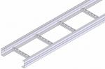 Лотки прямые усиленные S=1,5мм H борта 100 мм