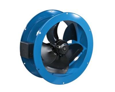 Вентиляторы осевые для подпора воздуха из разнородных металлов (В) взрывозащищенные ВО 06-300 № 6,3