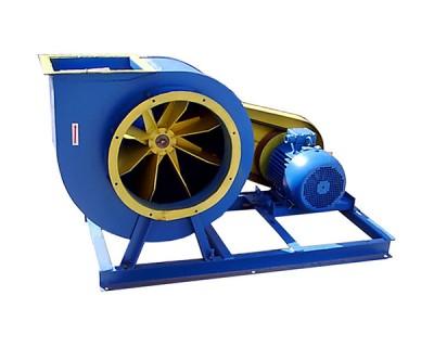 Вентиляторы пылевой среднего давления со спиральным поворотным корпусом из углеродистой стали общепромышленные ВЦП 7-40 № 5 схема 5