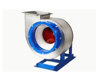 Вентиляторы радиальные низкого давления  корозионностойкая сталь общепромышленные (из нержавеющей стали) ВР 80-75 No. 6,3