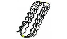Спиральные вязки