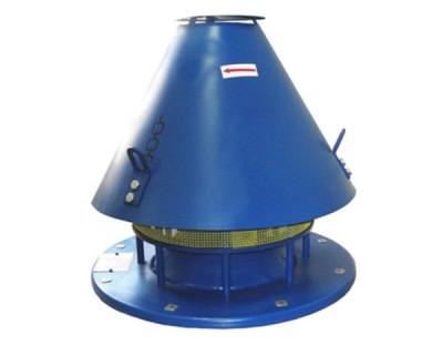 Вентиляторы крышные (низкого давления) коррозионностойкие  взрывозащищенные ВКР № 12,5 схема 5