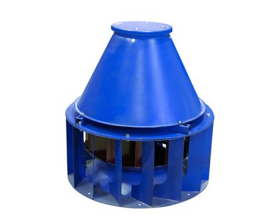 Вентиляторы крышные (низкого давления) дымоудаления 400 *2 часа  ВКРС № 4